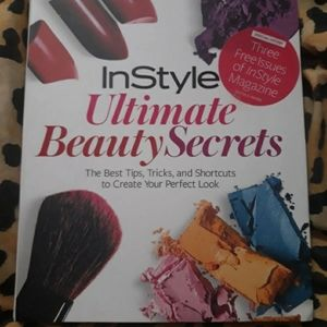Instyle Ultimate Beauty Secrets Book